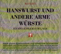 Wenzel's CD Cover